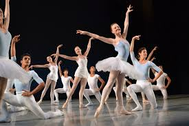 students in miami city ballet s summer repertory performance photo by ella us courtesy mcb