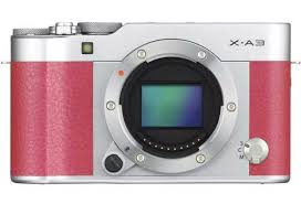 Máy ảnh Fujifilm X-A3 Body 24.2MP (Bạc) + Tặng kèm Thẻ nhớ 16GB 48MB/