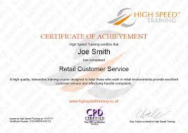 Retail Customer Service Training Course