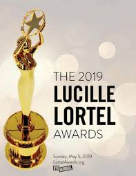 34th Annual Lucille Lortel Awards Program By The Lucille