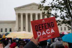 Trump should be taking new DACA ...