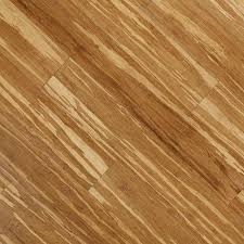 tiger strand woven bamboo flooring. Simple Strand Home Legend Strand Woven Tiger Stripe 38 In Thick X 33 Throughout Bamboo Flooring The Depot