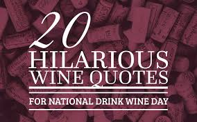 Wine Quotes Gorgeous 48 Hilarious Wine Quotes For National Drink Wine Day