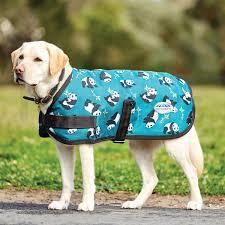 Weatherbeeta Parka 1200d Dog Coat Panda Print