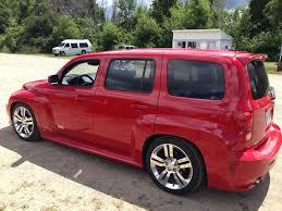 2008 Chevrolet HHR SS 1/4 mile trap speeds 0-60 - DragTimes.com