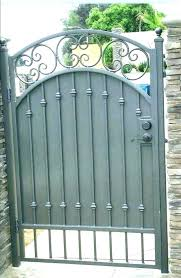 wrought iron fence gate pictures of iron gate designs wrought iron garden gate iron garden gate
