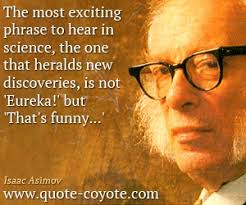 Isaac Asimov quotes - Quote Coyote via Relatably.com