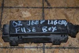 2002 jeep liberty kj 3 7l v6 4x4 under hood fuse box p56009951aj 2011 Jeep Liberty Fuse Box Location at 2002 Jeep Liberty Under Hood Fuse Box