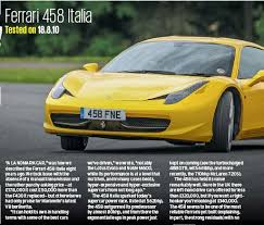 Learn more about motor trend on demand and sign up for a free trial: Ferrari 458 Italia Pressreader