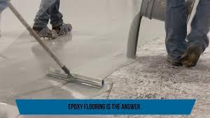 epoxy flooring by liquid floors inc