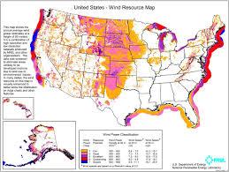 Nrel Organization Chart United States Ndash Wind Resource Map Obtained From Nrel