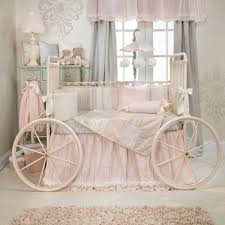 image of glenna jean crib bedding and curtains