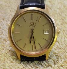 used vintage omega deville quartz mens watch case swiss made used vintage omega deville quartz mens watch case swiss made watches for best price