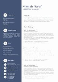 Marketing Executive Resume Sample Best solutions Of Good Marketing Executive Resume Amazing 54