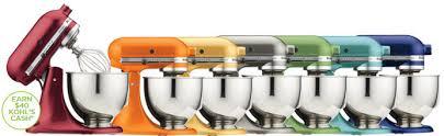 kitchenaid mixer colors. kitchenaid artisan 5-qt. stand mixer colors kitchenaid
