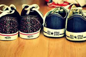 converse vs vans. vans, shoes, and converse image vs vans r
