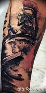 фото рисунка тату шлем спартанца 09102018 001 Spartan Helmet