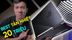 20 Triệu mua Laptop nào TẢN NGON NHẤT - Asus ROG Strix G15 (G512) - YouTube