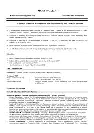 Resume Accountant Group Exercise Instructor Sample Resume