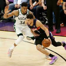 Suns beat Bucks to seize 2-0 lead in ...