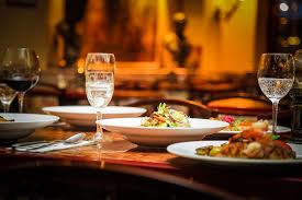 Image result for people dining in a restaurant