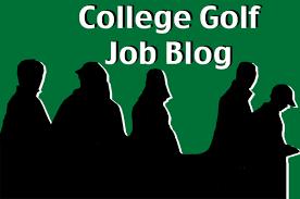 college golf job blog news from around the coaching community college golf job blog news from around the coaching community golfweek