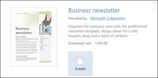 professional newsletter templates for word top 10 microsoft word templates you should try today free