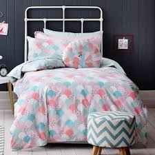 56 best Cleo's Room images on Pinterest | Duvet cover sets, Quilt ... & Adair Kids Girls Peacock - Can't wait tip Matilda is in a single bed so I  can get her beautiful bedding Adamdwight.com