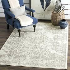 large floor rugs bunnings vintage distressed ivory silver rug x
