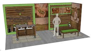 office furniture trade shows. exellent shows pure circle trade show render inside office furniture shows