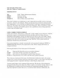 Informalposal Sample Full Capture Business Memo Examples Apa