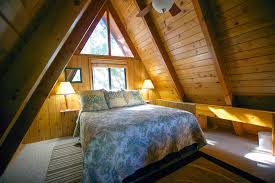 Attic Bedroom Bedroom Cottage With Attic Bedroom Interior Feat King Sized Bed