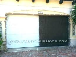pretty metal garage door paint painting steel garage door painting garage roller door painting garage doors