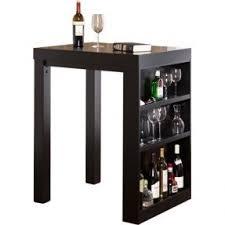 wine rack bar table. Pub Table With Wine Rack Bar A