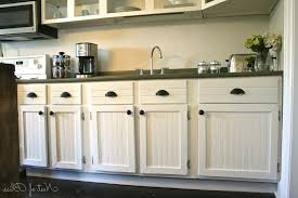 The Most Stylish and Interesting Beadboard Kitchen Cabinet Doors ...