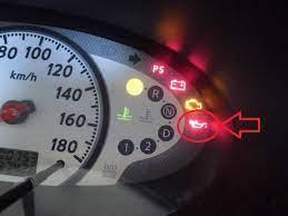 エンジン オイル 警告 灯