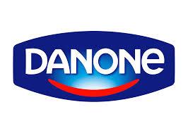 the wordmark is now the consumer danone wordmark