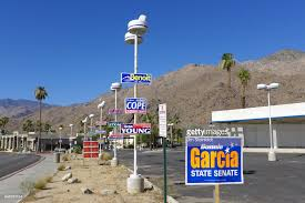 Mac Magruder Vacant Chevrolet Dealer Lot With Campaign Signs In Palm News Photo Getty Images
