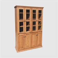 unfinished kitchen wall cabinets with glass doors new od o t4872 fd glass wood traditional oak