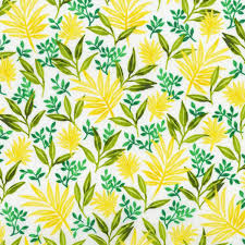 Frond Design Studio Fabric For Sale 3410 003 Beach Bash Fronds Forever Pineapple Fabric