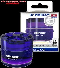NEWCAR0012 <b>Ароматизатор Dr</b>.<b>Marcus Senso</b> Deluxe New <b>car</b> ...