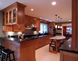 cabinet accent lighting. Accent Cabinet Lighting Photo: Meadowlark Kitchen Remodel Featuring Cherry Custom Cabinets. L