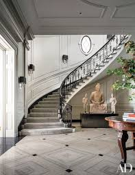 Design Firm Sawyer. Grand StaircaseCurved ...