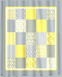 yellow and gray shower curtain full image for yellow grey and white shower curtain yellow gray