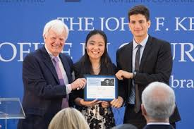 past winning essays john f kennedy presidential library museum 2016 winning essay by zhen tu