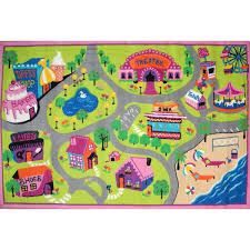 childrens play rugs love this rug for a girls room they love playing with cars so childrens play rugs