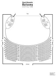 Prince Of Wales Theater Toronto Seating Chart Princess Of Wales Theatre Eye Catching Princess Wales