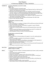 Accounts Payable Resume Samples Supervisor Accounts Payable Resume Samples Velvet Jobs 14