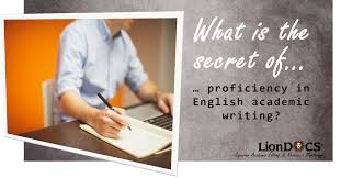 proficiency in english academic writing llc advanced level students are expected to be proficient in english academic writing however their writing quality varies considerably