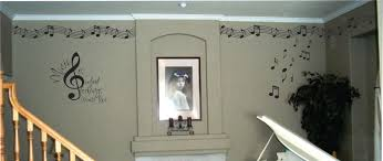 Music Decorations For Bedroom Music Bedroom Decorating Ideas By Music Room I 13207
